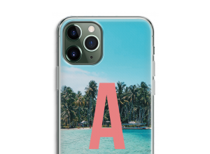 Make your own iPhone 11 Pro monogram case