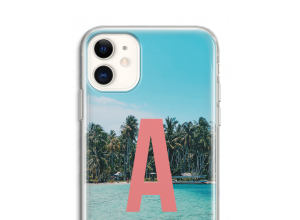 Make your own iPhone 11 monogram case
