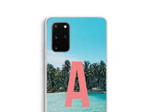 Make your own Galaxy S20 Plus monogram case