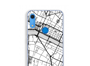Put a city map on your Y6s case