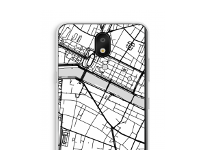 Put a city map on your K30 (2019) case