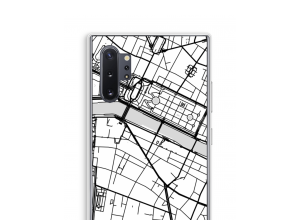 Put a city map on your Galaxy Note 10 Plus case