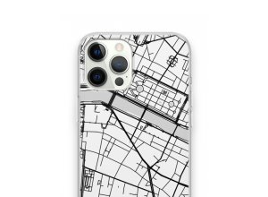 Put a city map on your iPhone 12 Pro Max case