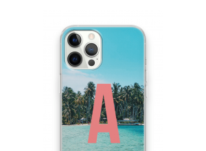 Make your own iPhone 12 Pro monogram case
