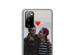 Create your own Galaxy S20 FE / S20 FE 5G case