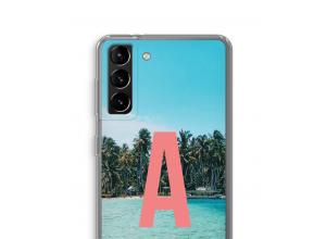 Make your own Galaxy S21 Plus monogram case