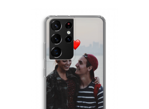 Create your own Galaxy S21 Ultra case