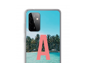 Make your own Galaxy A72 5G monogram case