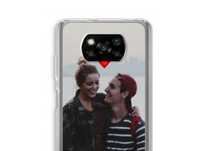 Create your own Poco X3 NFC case