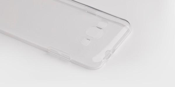 Samsung Galaxy J3 2016 Transparent Case