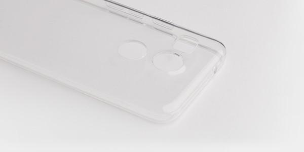 new product e2385 09677 LG Nexus 5X Transparent Case